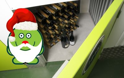 Self Storage – Special Christmas Offer – At The Storage Pod, Brooklands, Weybridge, Surrey