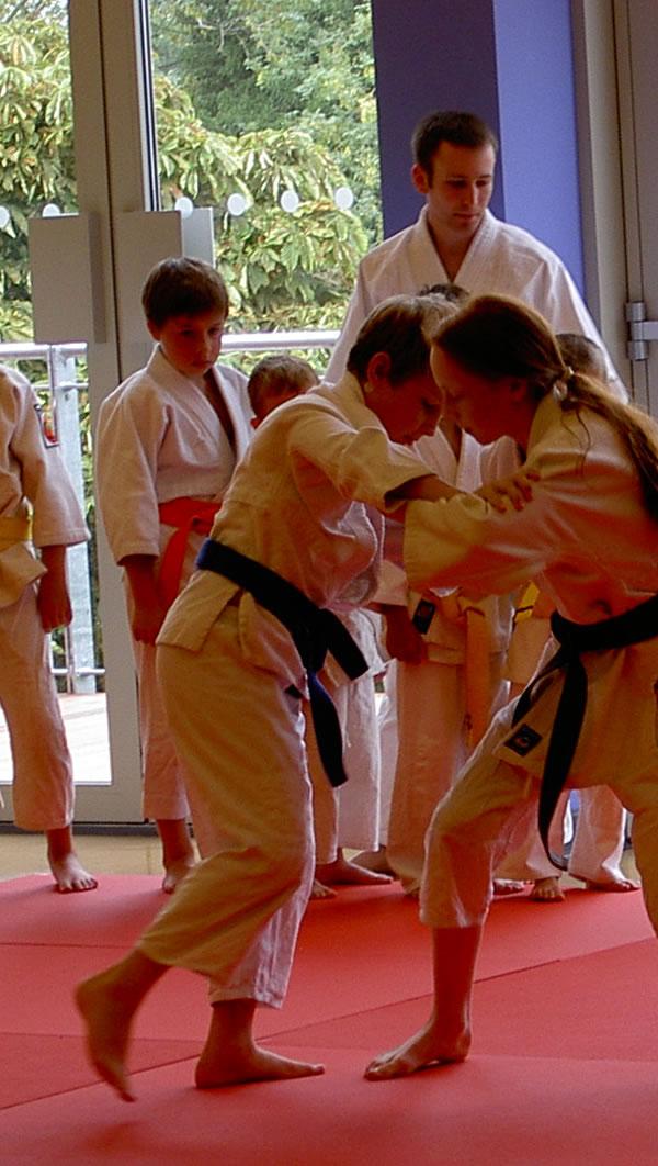 Judo Lessons for Children & Adults at Elmbridge Xcel Walton on Thames