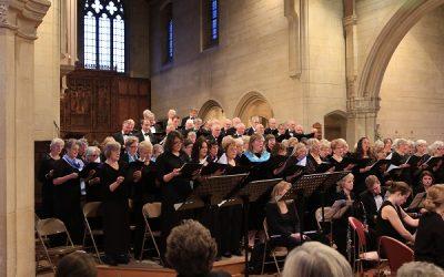 Genesis Chorale Choir Pyrford Near West Byfleet