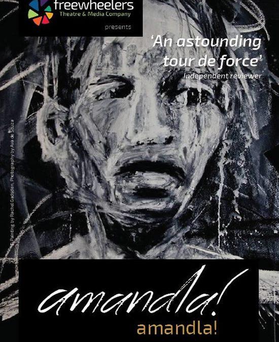 Amandla! The Story of Nelson Mandela – Free Performance by Award-Winning Integrated Freewheelers Theatre