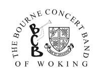 Bourne Concert Band Of Woking Rehearsals at Darley Dene School Garfield Road Addlestone Surrey