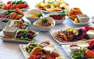 Elmbridge Rentstart's Lebanese Supper Club at Mazzat Restaurant Weybridge