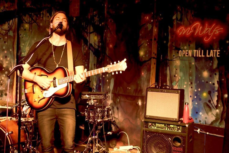 Adam James Levy – Live Music at St James Church Weybridge Surrey