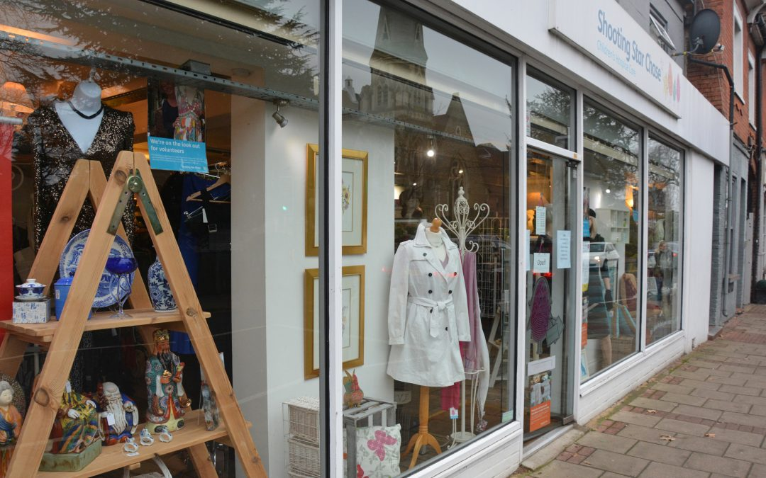 Weybridge Jobs – Shop Manager Vacancy at Shooting Star Chase Charity Shop