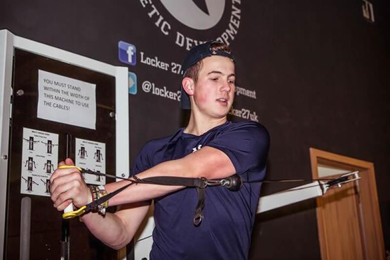 Youth Academy Fitness Classes at Locker 27 Gym Addlestone