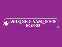 Woking and Sam Beare Weybridge Hospices - Caring for people in Surrey