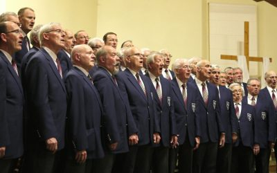 "Weybridge Male Voice Choir – ""For The Fallen"" Autumn Concert"