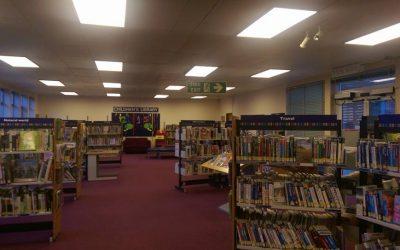 World Book Day at Weybridge Library