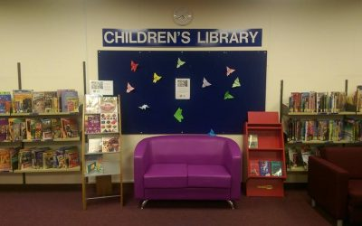 Rhymetime & Storytime for Young Children at Weybridge Library