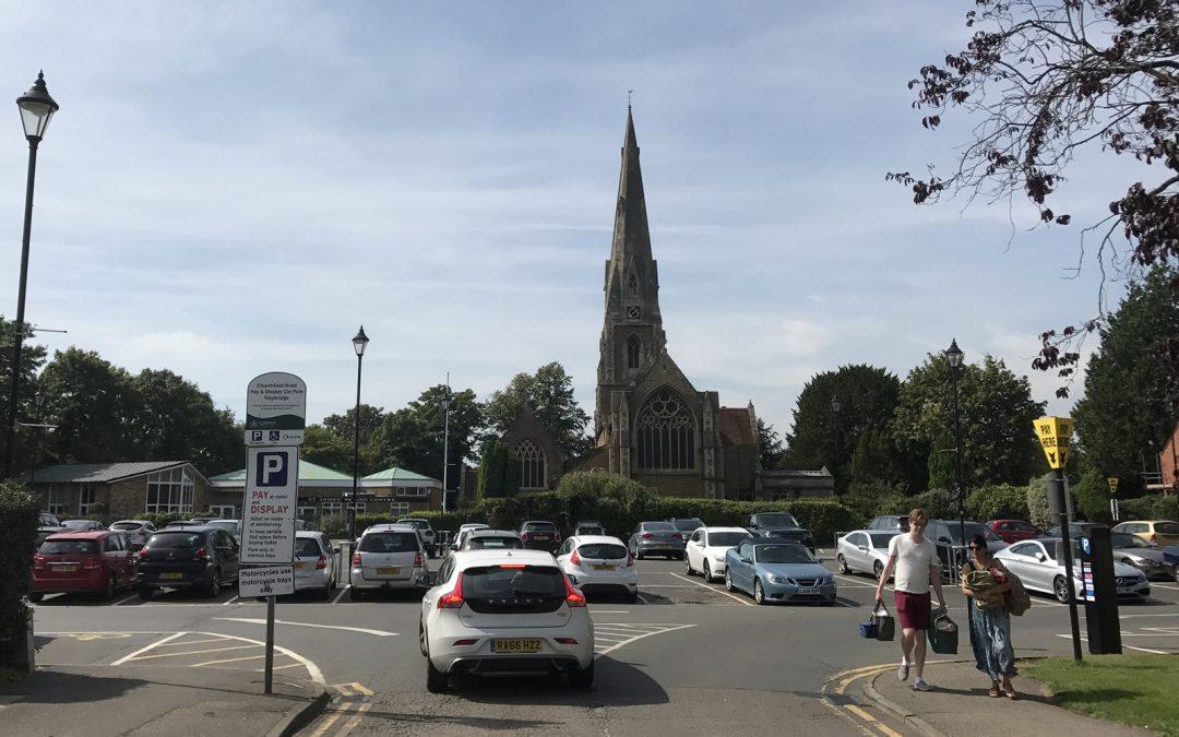 Parking charges to return to Elmbridge Council car parks