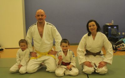 Family Judo Classes – First Session Is Free