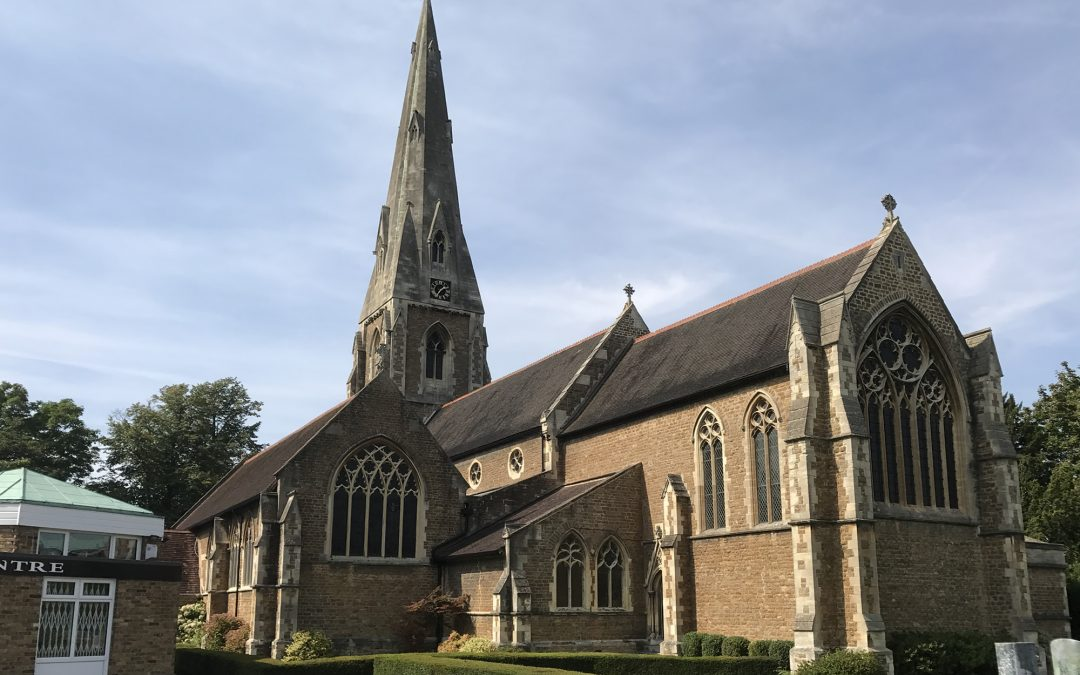 All Our Yesterdays – Church Service In Weybridge For People With Dementia & Their Carers