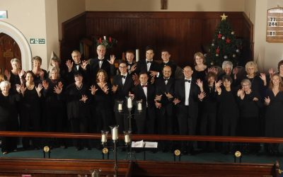 Walton Voices Choir Welcomes New Singers