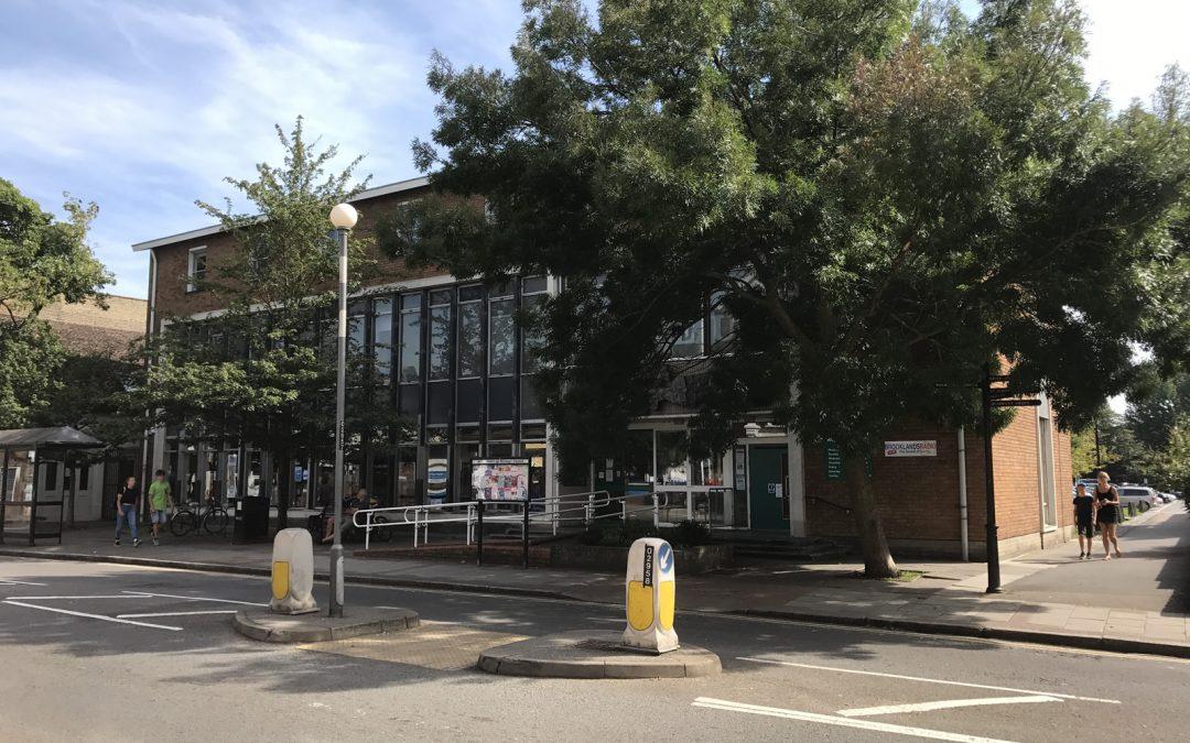 One Public Estate Feasibility – Weybridge Library