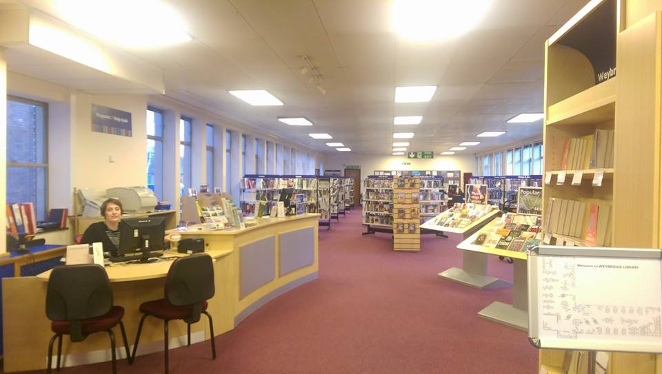 Drop in to Weybridge Library and find out about our amazing Reminiscence Collection and our Library Direct Service