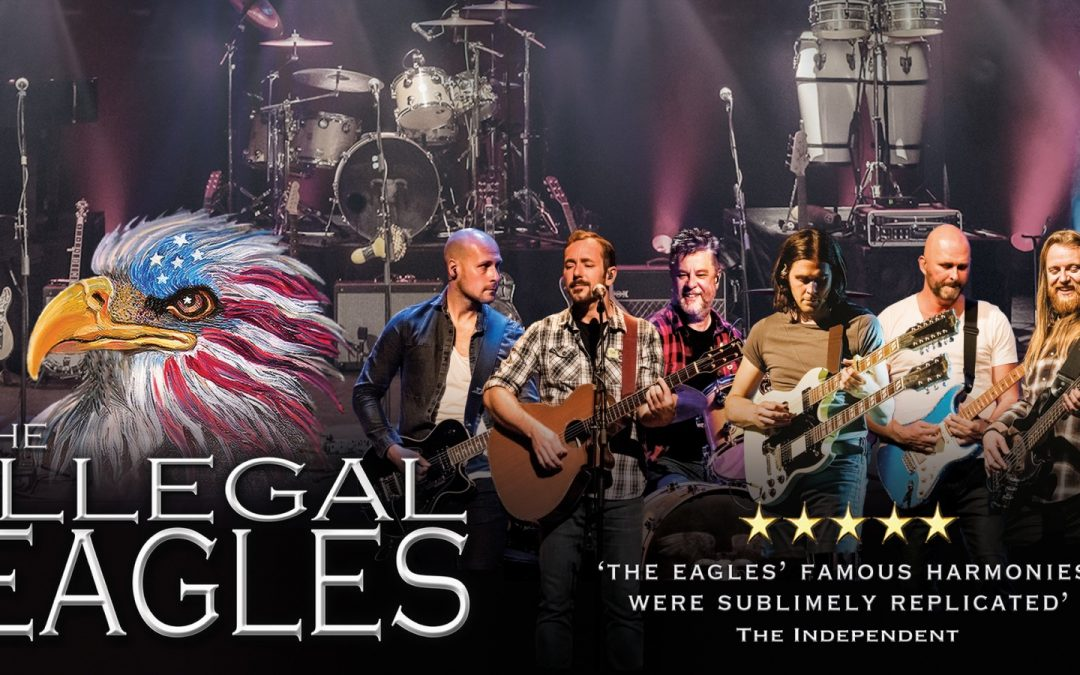 World's Top Eagles Tribute Band – Illegal Eagles In Concert at New Victoria Theatre Woking Surrey