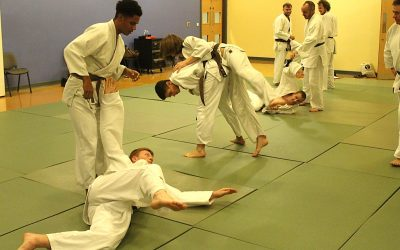 Adult 35+ Judo – Induction Course at Elmbridge Xcel Leisure Centre Walton