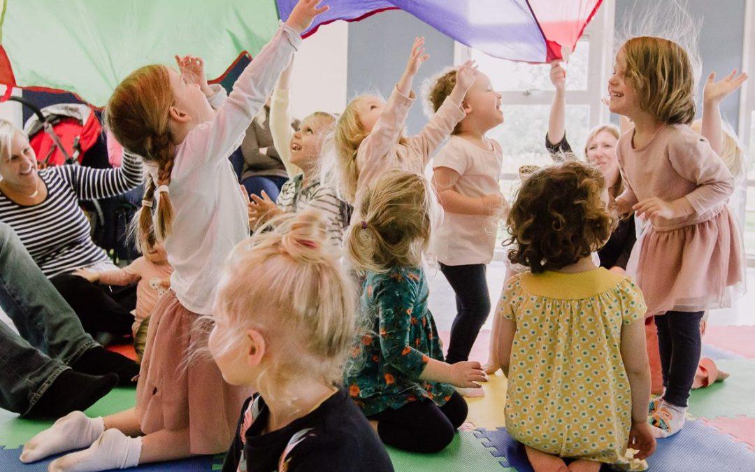 Easter Parties For Young Children – Dance, Drama & Music In Weybridge