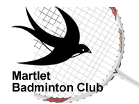 Martlet Badminton Club Horsell Woking Surrey