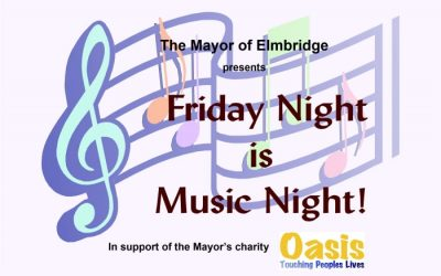 The Mayor of Elmbridge's Charity Concert for Oasis at ACS Cobham International School