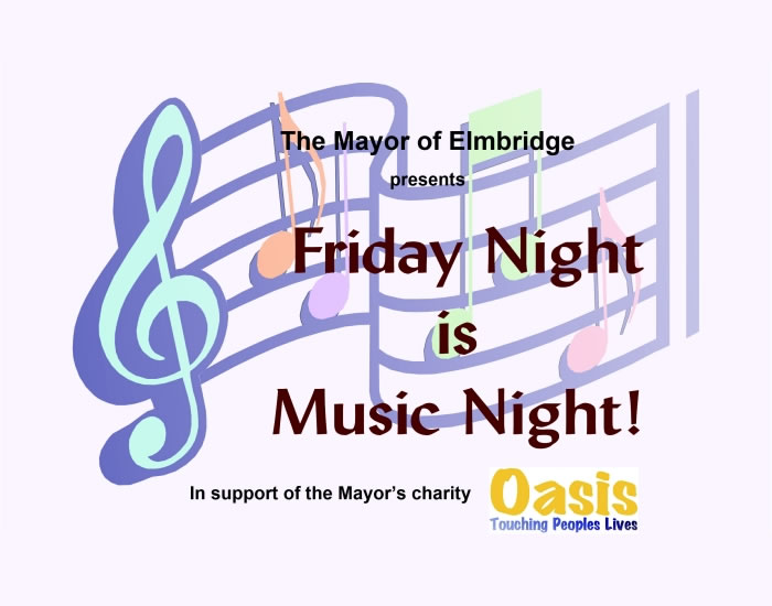 The Mayor of Elmbridge's Charity Concert for Oasis at ACS Cobham International School