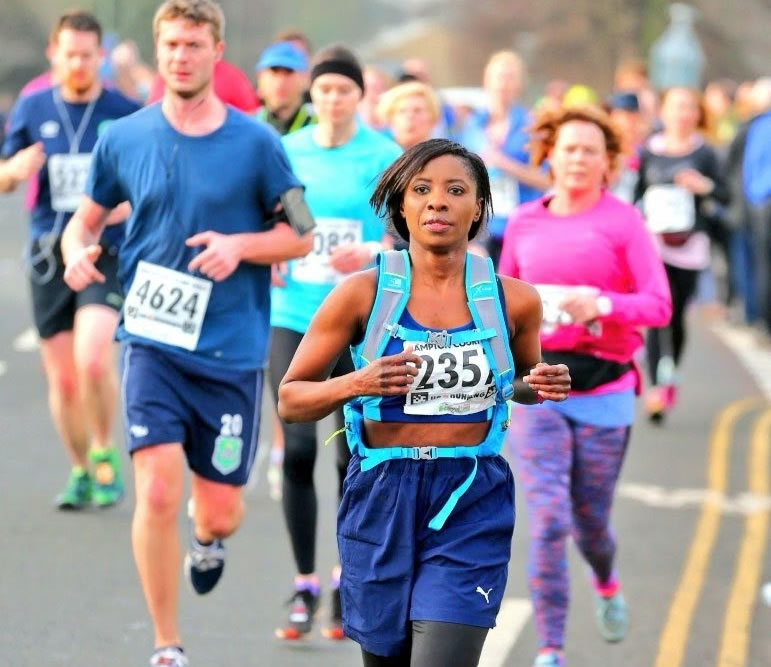 Mental health nurse Bridgette James will be running the 2018 Virgin Money London Marathon for Charity