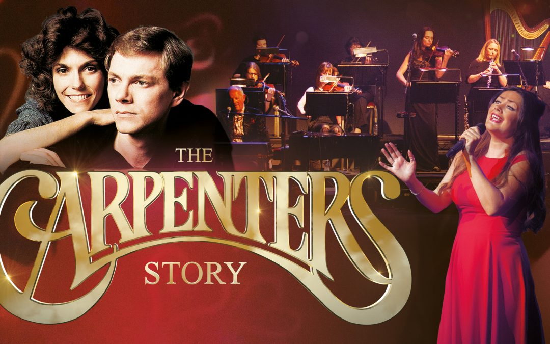 The Carpenters Story – Concert Style Production at GLive Guildford Surrey