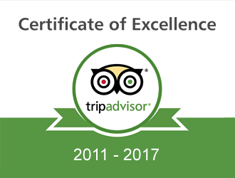 Meejana Lebanese Restaurant Weybridge & London - Certificate of Excellence from Trip Advisor