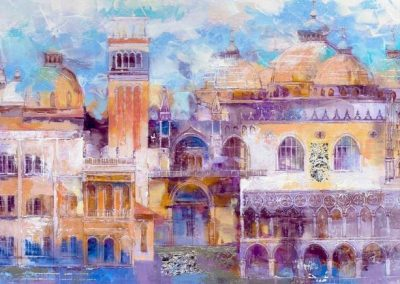 Venice at a Glance by Veronika Benoni