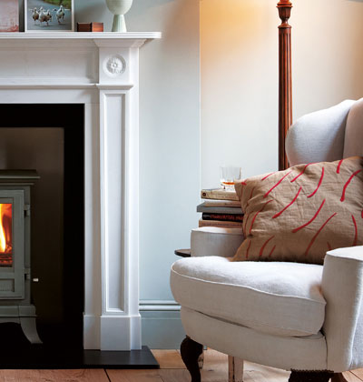 Wood and Gas Fireplaces and Stoves - Weybridge Surrey Showroom