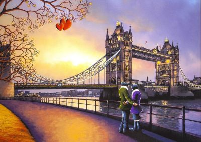 Heart of London by David Renshaw