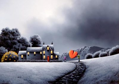 Love is Enough by David Renshaw