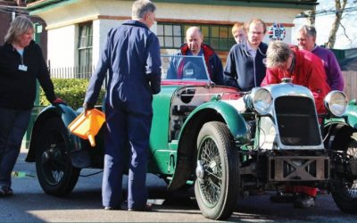 Volunteer Recruitment Coffee Morning – Join The Team At Brooklands Museum