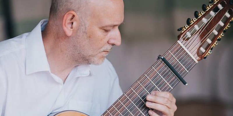 Classical Concerts in Weybridge & Cobham – Classical Guitar Recital