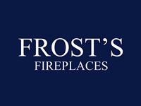 Frost's Fireplaces Shop, based in Weybridge town centre - Limestone, Marble and Wood Fireplaces & Stoves