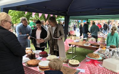 The 2020 Great Weybridge Cake Off & Artisan Market Has Been Cancelled Due To Covid-19