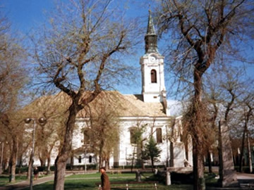 Kiskunhals Hungarian Reformed Church