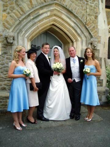 Weddings At Weybridge United Reformed Church