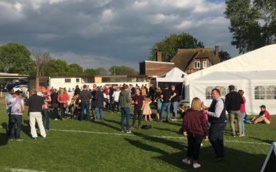 Weybridge Beer Festival 2019 With Live Music