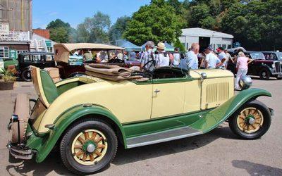 Brooklands Trust Members – Classic Car Show & RetroJumble