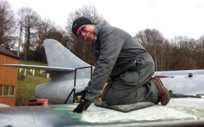 Why I Volunteer at Brooklands Museum – Peter Kearns