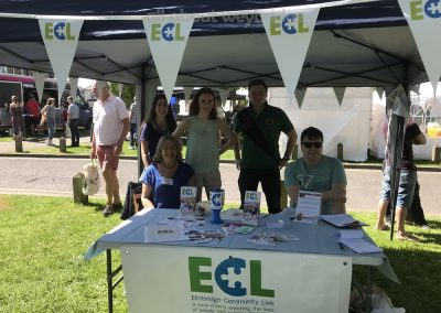 Elmbridge Community Link at Great Weybridge Cake Off 2018