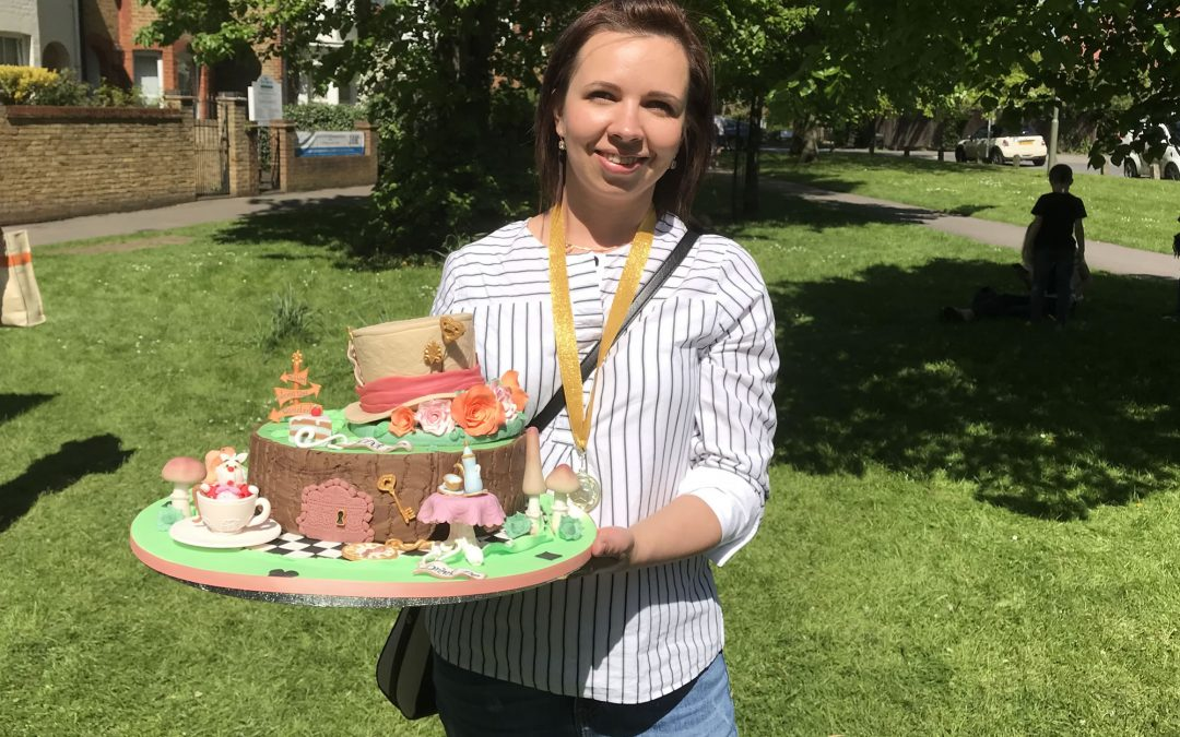 News & Results Of The Great Weybridge Cake-Off 2018
