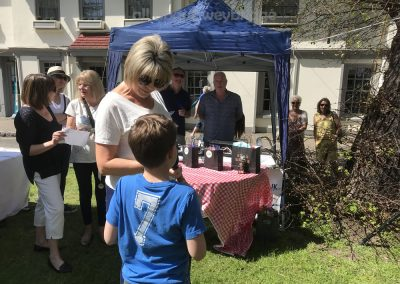 Junior Runner up of Small Bakes Competition speaks with Ruth Langsford