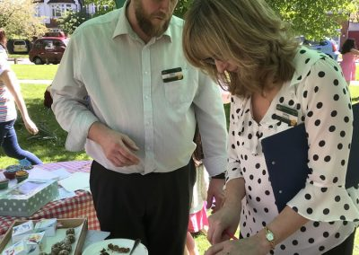 Moorrisons Judge Small Bakes - Weybridge Cake-Off Photos