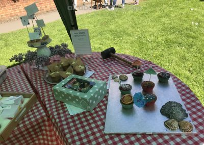 Selection from Childrens Half Dozen Small Bakes Competition - Cakes in The Great Weybridge Bake-Off 2018