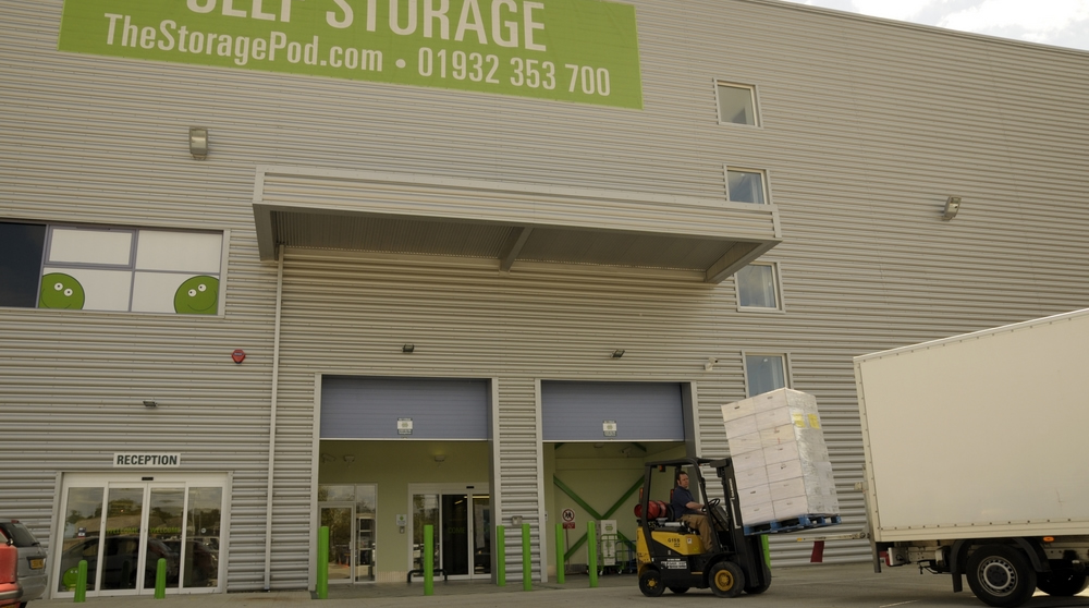 The Storage Pod Anniversary Story – Ten years at the heart of historic Brooklands