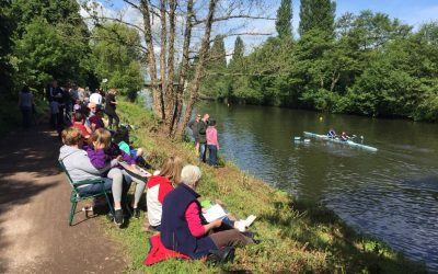 Weybridge Ladies Rowing Club Regatta – You Are Invited To This Fun Day Out!