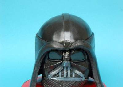 3D Darth Vader Cake