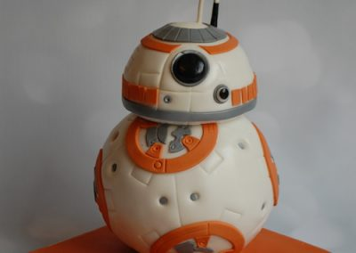 Birthday Cake DB8 Star Wars